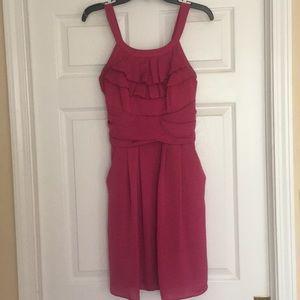Teeze Me Hot Pink Dress